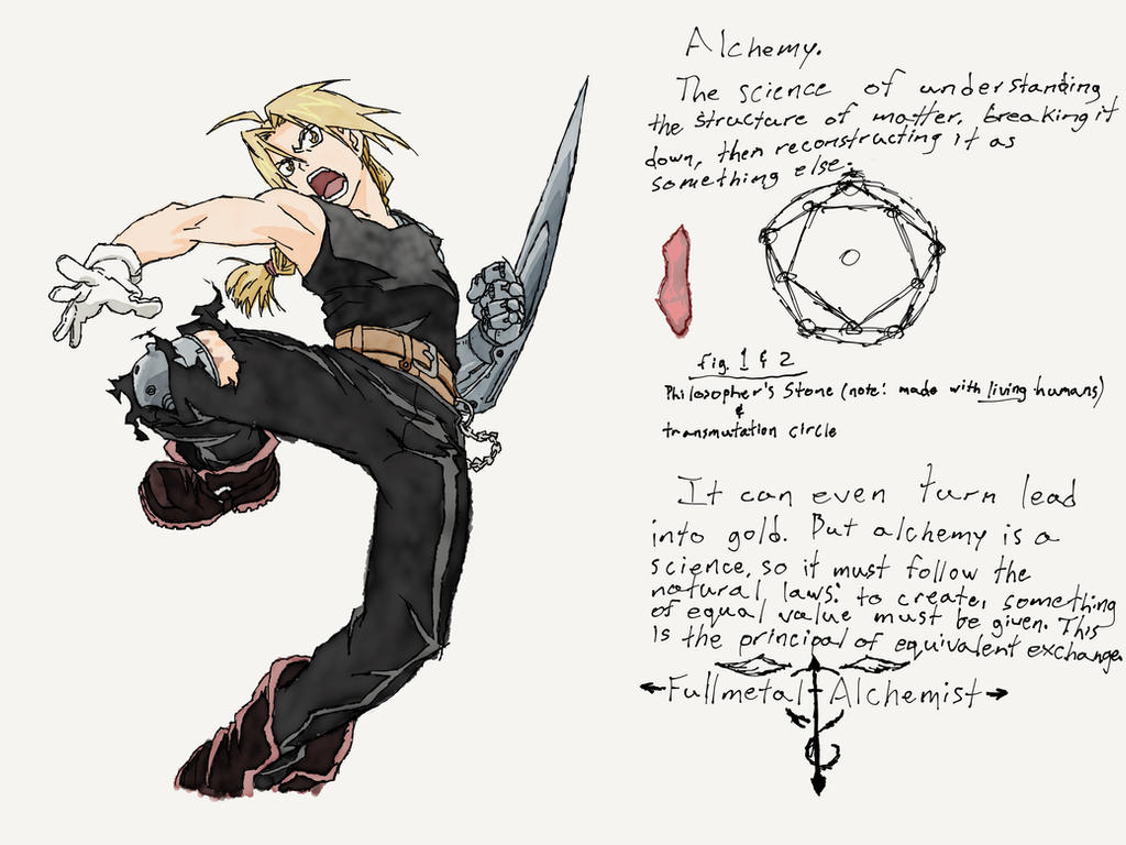 A Heart Made Fullmetal by MUTANTS-FOREVER
