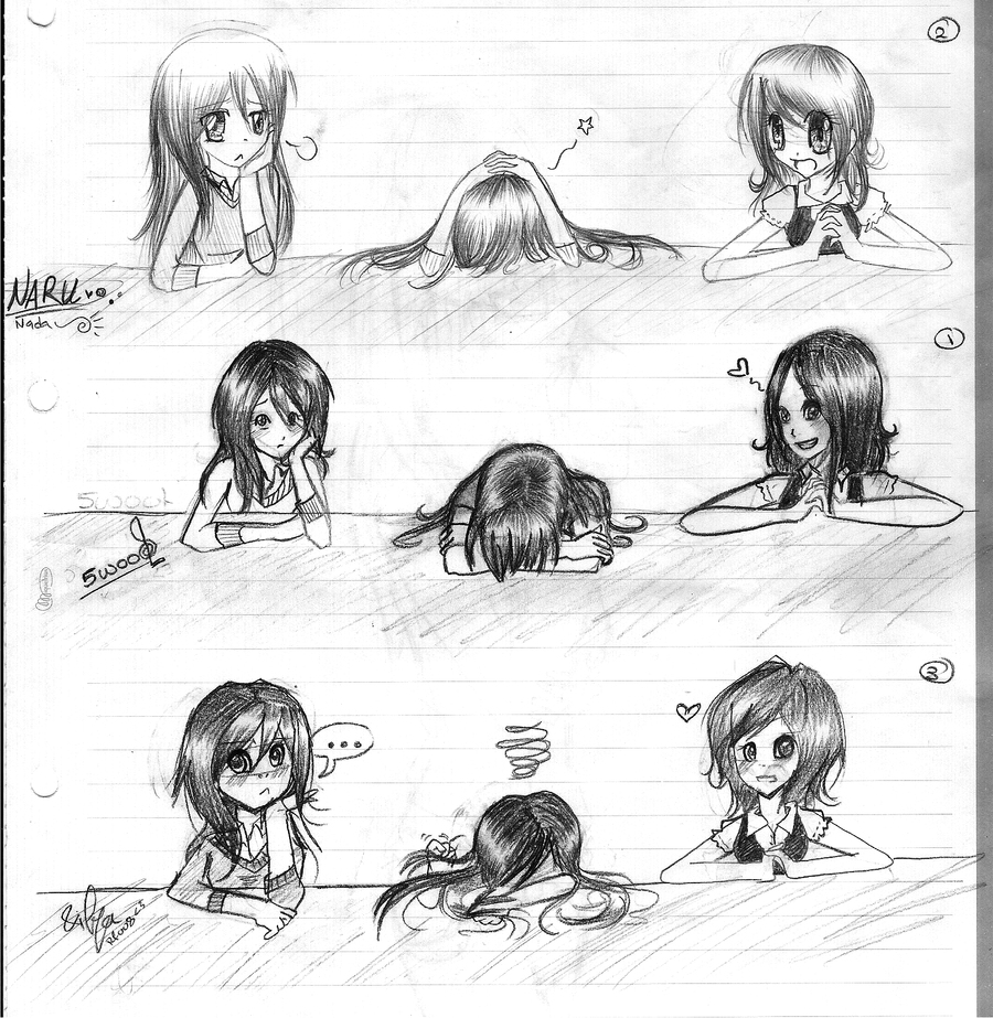 different drawing styles list drawing styles by narusparkles on deviantart 10640