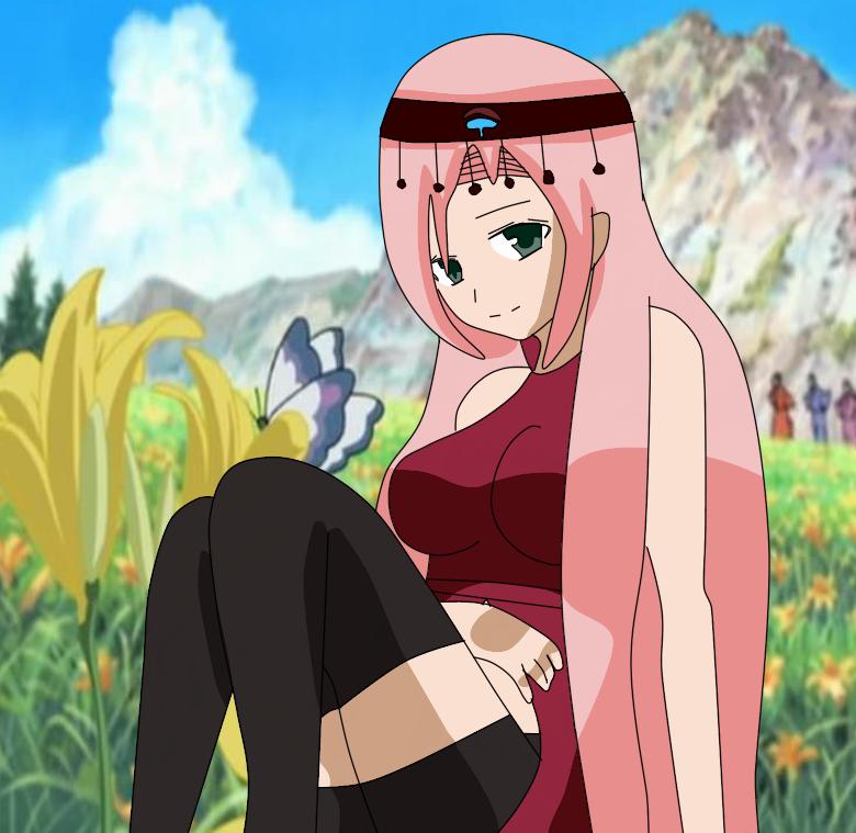 Princess Sakura 13931: Princess Sakura By YuffieAihara On DeviantArt
