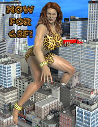Giganta - Now For G8F! by OrionPax09