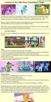 My Little Pony: Genetics by TadStone