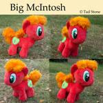 Big McIntosh - Chibi/Colt Plush