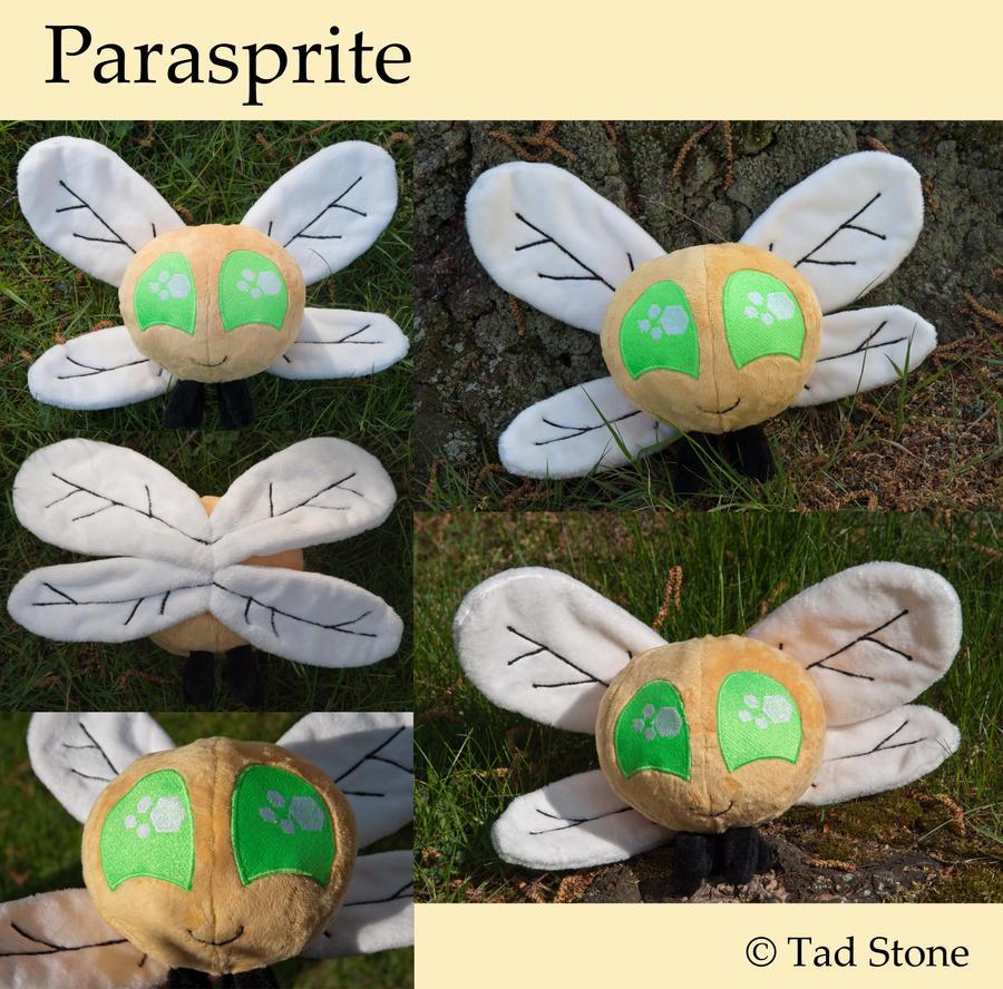 Parasprite by TadStone