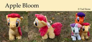 Apple Bloom - Plush