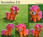Scootaloo - Plush
