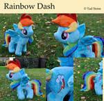 Rainbow Dash - Plush