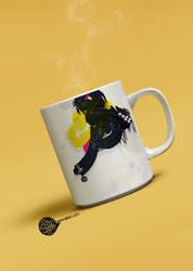 Typography-Coffee Mugs