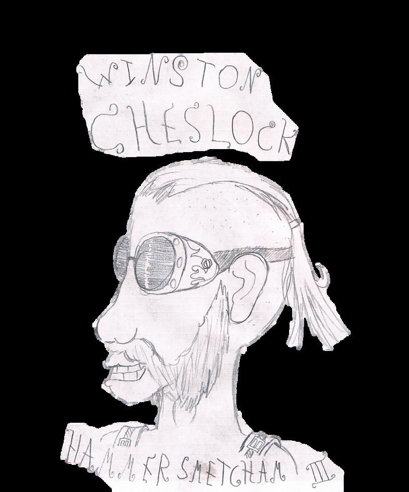 Winston Cheslock Hammersmetcham III