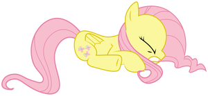 Fluttershy Scared