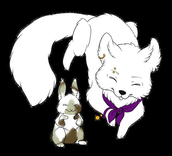 Chibi Commission by Makienzie