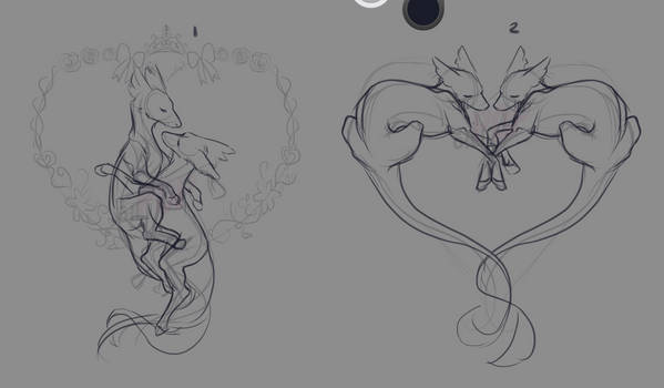 Vday YCH | OPEN