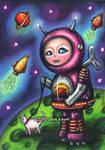 Miss Adventure by katat0nik