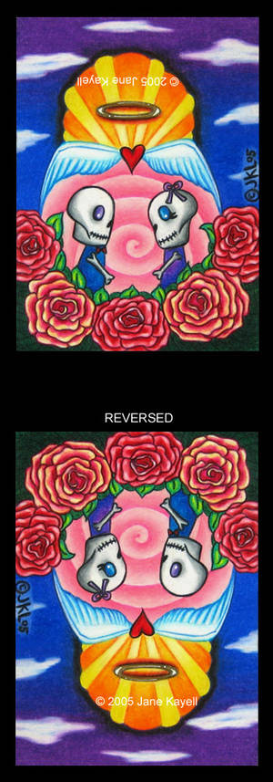 Eternal Love - Reversible Art
