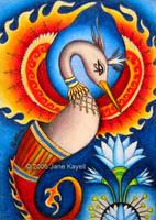 Phoenix by katat0nik