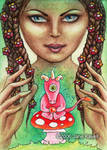Nature Goddess - collaboration