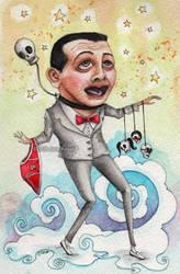Pee Wee Herman Fantasy
