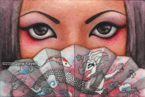 Follow the White Dragon by katat0nik