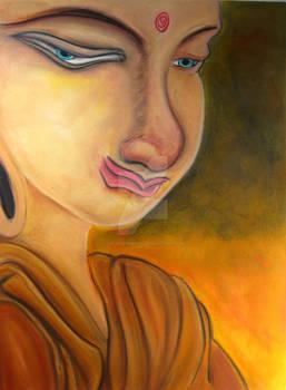 The Reflecting Buddha