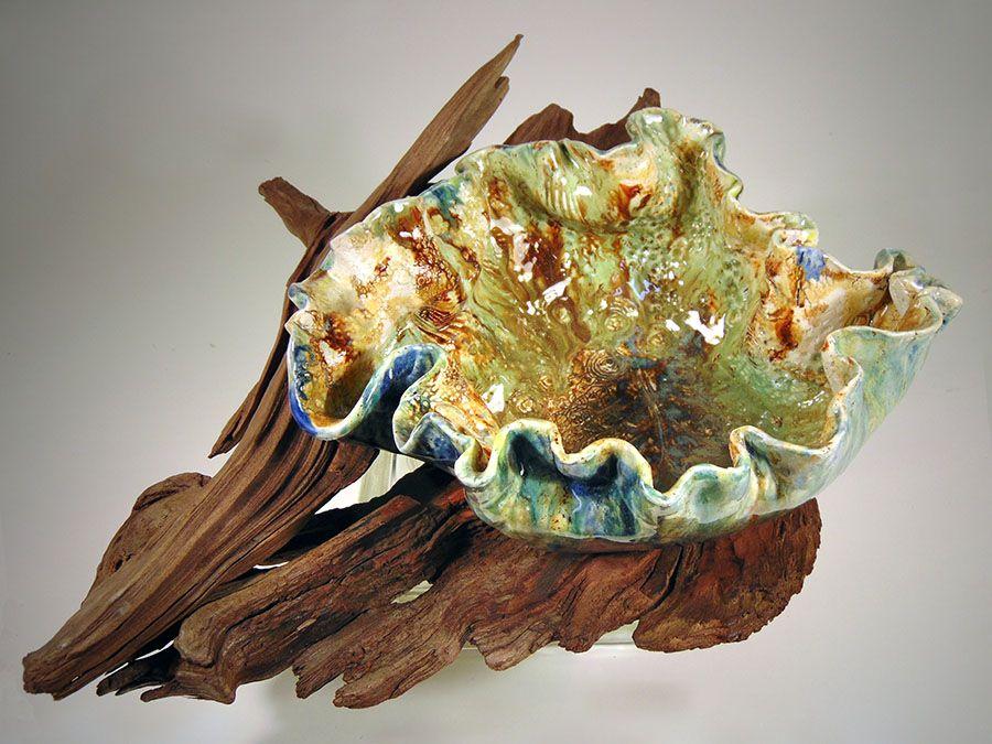 Leaf bowl by TheGreenSprite