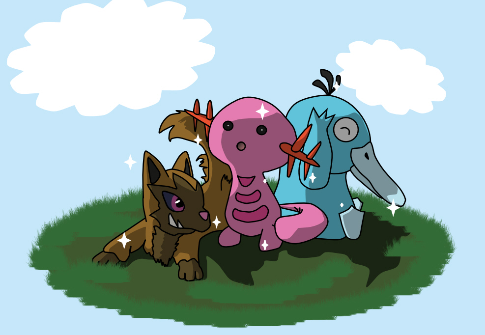 pokemon how to use wooper