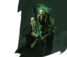 Death scribes. by JiHunLee