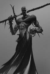 comptroller of darkness by JiHunLee