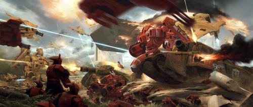 2015 warhammer 40000