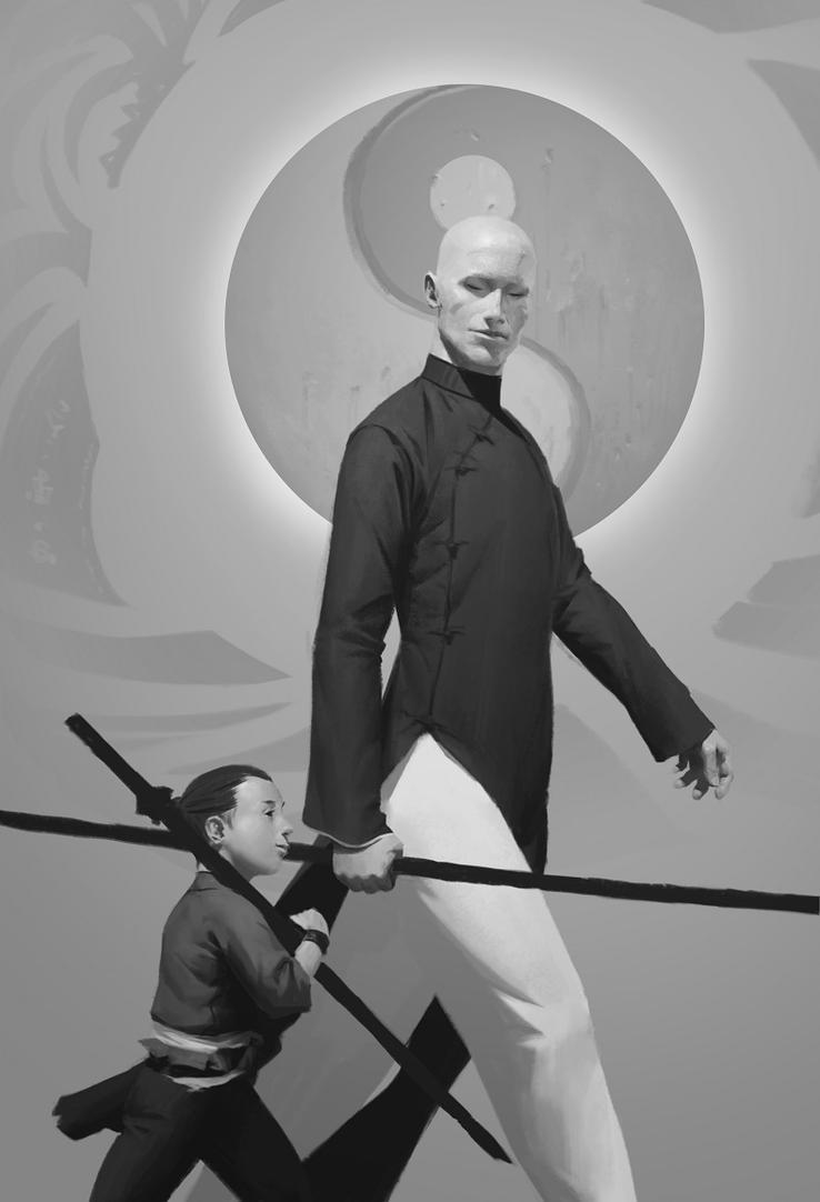master Bo by JiHunLee