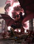 bloodthirster Vs Stormcast