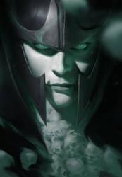 Phantom Assassin by JiHunLee