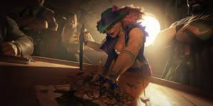 Legends of Runeterra - Brash gambler