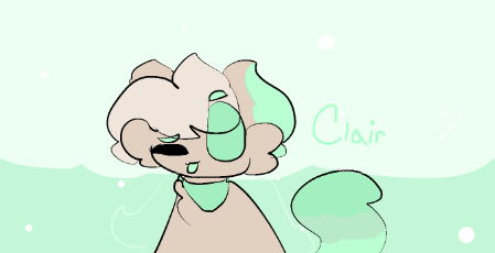 Clair redesign by PawsWorlSAS