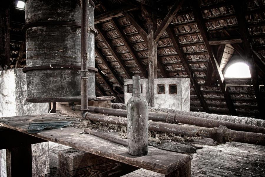 Lost Place Beelitz by FanMart