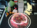 Marble cake of friendship by CuteYoshiLover