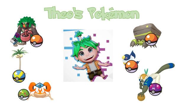 MRP - Theo's Pokemon