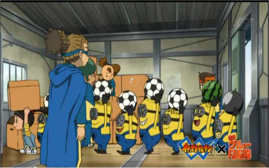Inazuma Eleven Epicness by IE-crazy