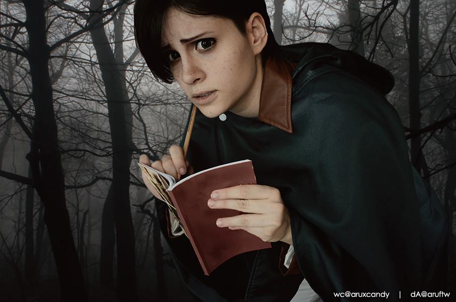 snk: Ilse's diary II by aruftw
