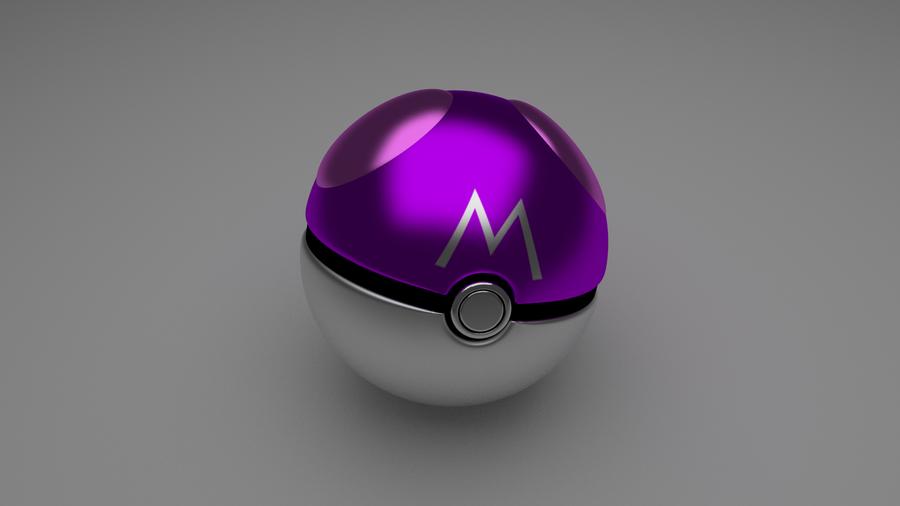 Masterball by 1amnick
