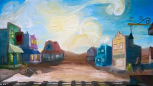 Dodge Junction by Tridgeon