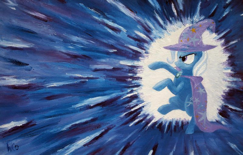 Great and Powerful by Tridgeon
