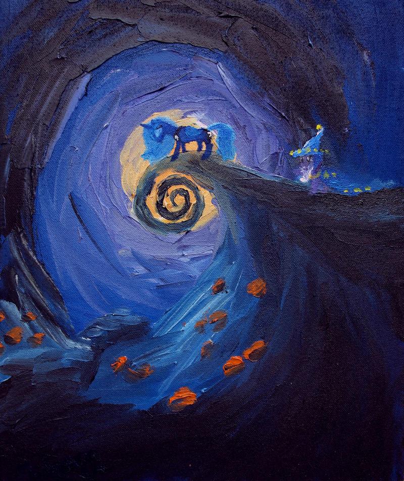 Nightmare Night Before Christmas by Tridgeon