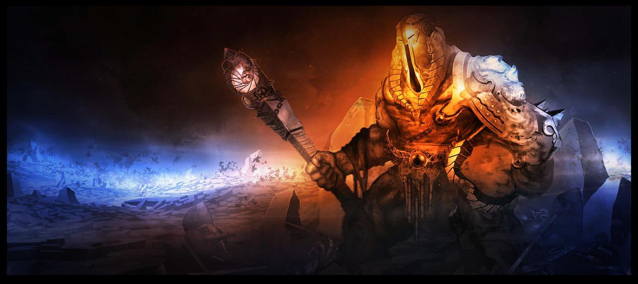 Yrmdahl Barbarian by Wolfgan