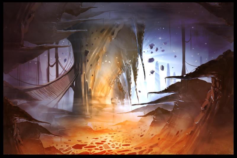 Underground by Wolfgan
