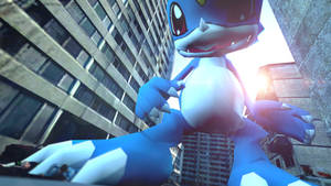 Trampled (Veemon Edition)