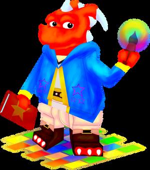 Lego Henry