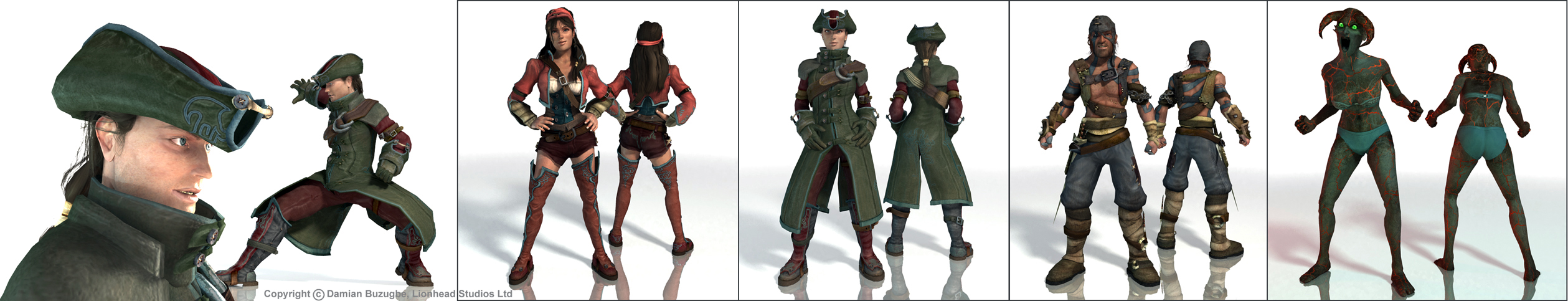 Fable 2 various in game assets by OmenD4 on DeviantArt