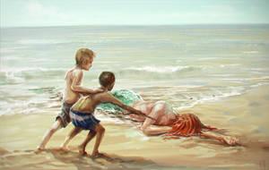 Mermaid by OmenD4