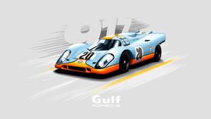 Porsche 917 Vector