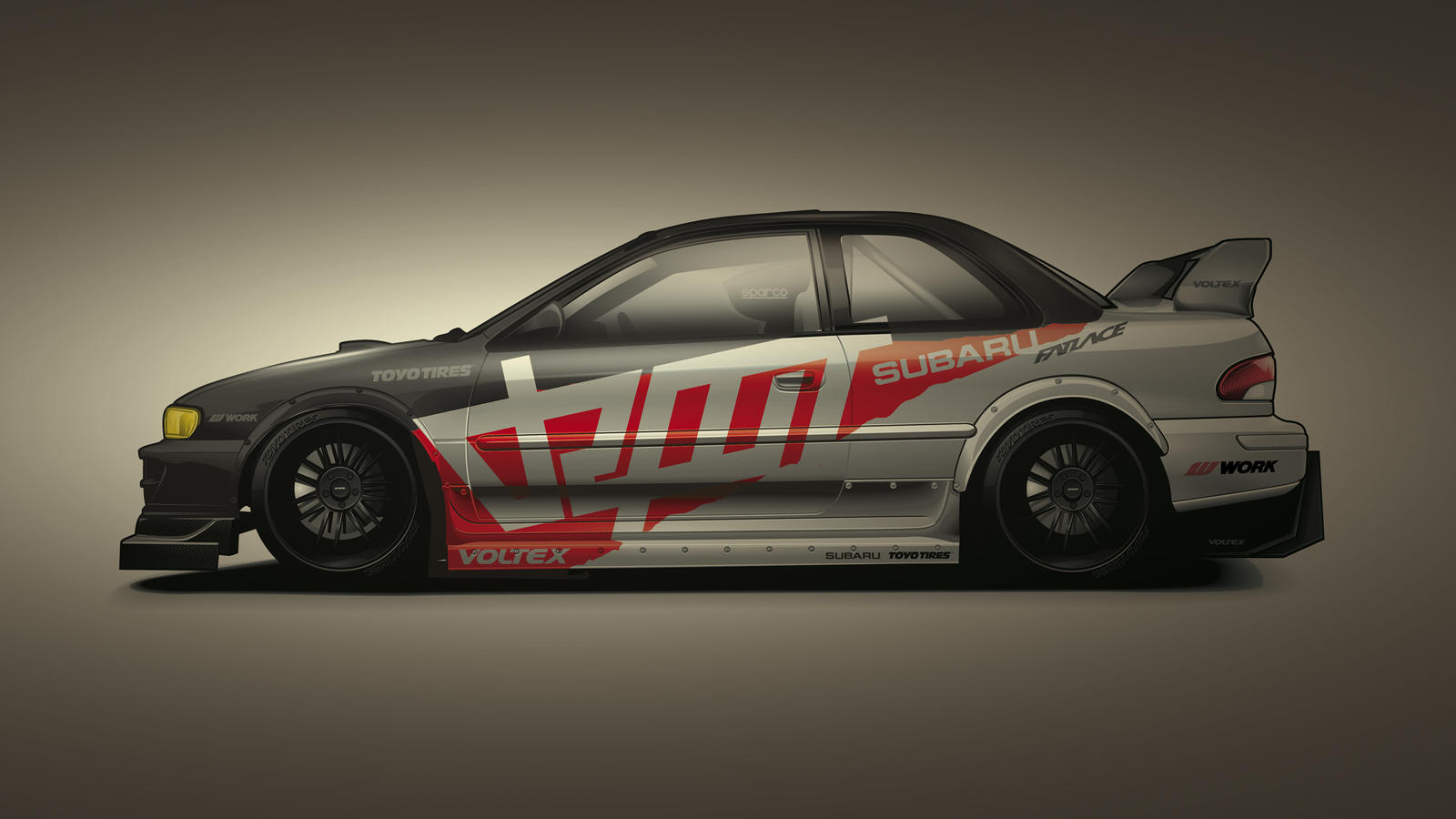 this is kinda weird... Subaru_Impreza_Time_Attack_Vec_by_depot_hdm