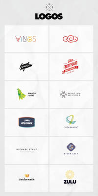 Logo Designs 2012/2013